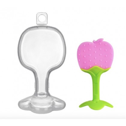 Baby Silicone Fruit Teether