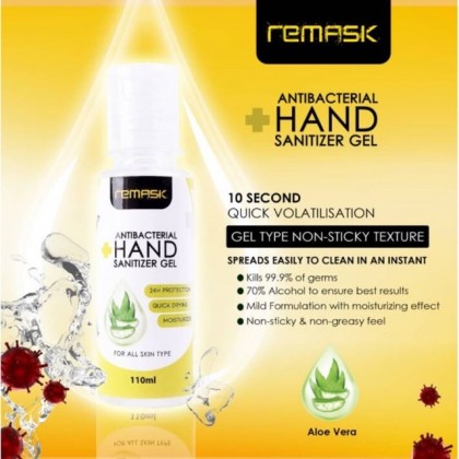 Remask Hand Sanitizer 75% Alcohol 110ml