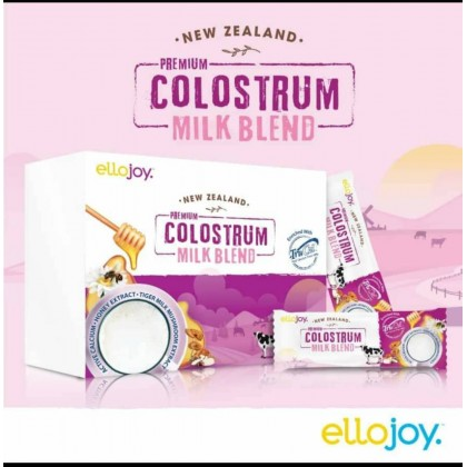 Kolostrum Milk Ellojoy New Zealand